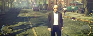 Hitman Absolution boulevard