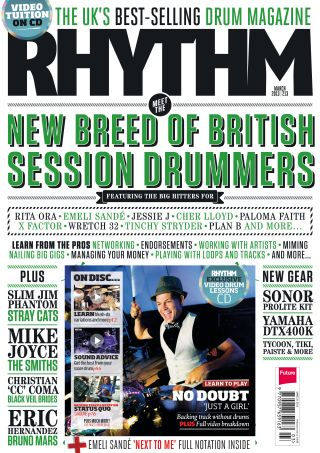 Featuring the new breed of session superstars