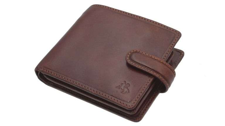 Visconti Tuscany Collection AREZZO leather wallet review