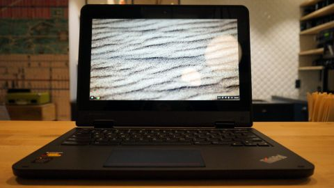 Lenovo ThinkPad Yoga 11e Chromebook review