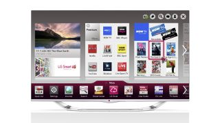 Now TV coming to LG's 2013 range of Smart TVs
