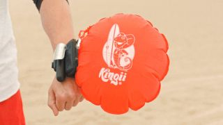 Kingii product when inflated