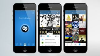 Annoyingly, Shazam has ditched its Spotify integration