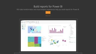 Power BI Designer is a new app aimed at winning back Tableau users