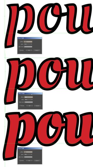 How to create type effects in Illustrator and Photoshop