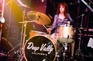 Deap Vally drummer's obsession revealed