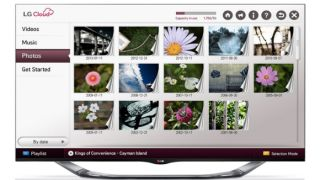 LG rolls out Cloud globally