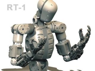 Take on Berti the humanoid robot at 'rock paper scissors' at London's Science Museum this week