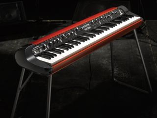 The SV1 is a new stage piano that looks to the past.