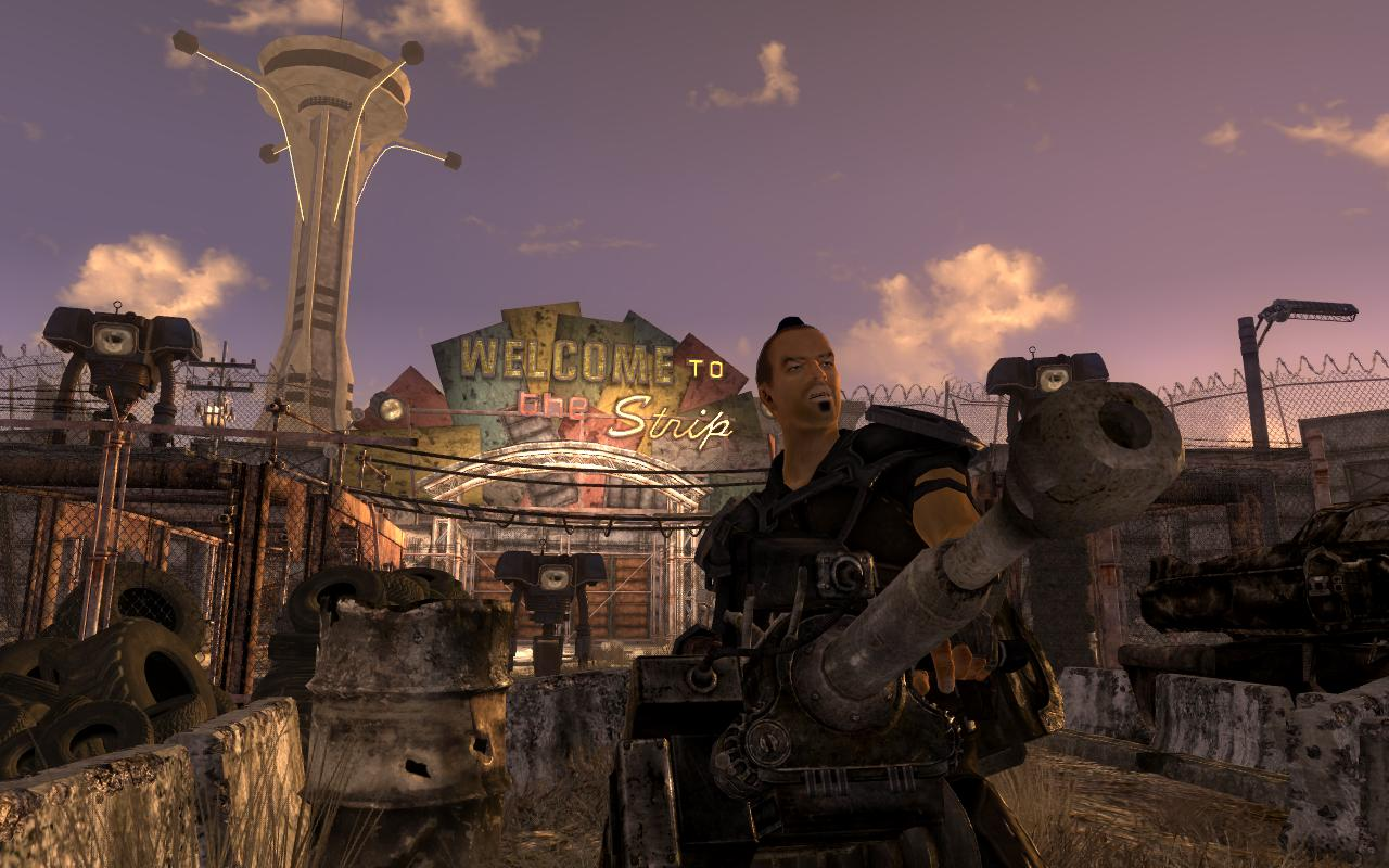 Fallout New Vegas Challenges Guide Gamesradar