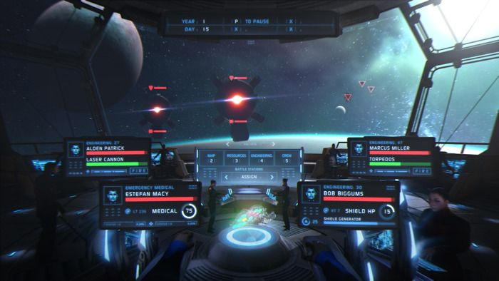 Space Survival Sim Into The Stars Launches On Kickstarter