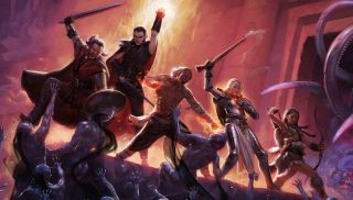 Pillars Of Eternity Key Art