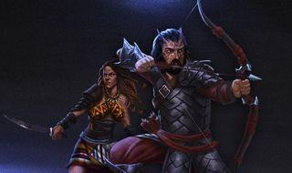 Seven Dragon Saga concept
