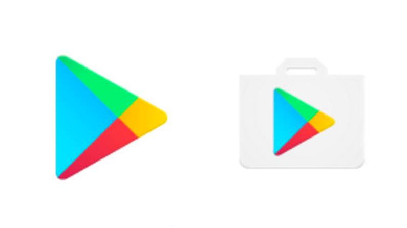 Google Play Logos Get Uniform Redesign Creative Bloq
