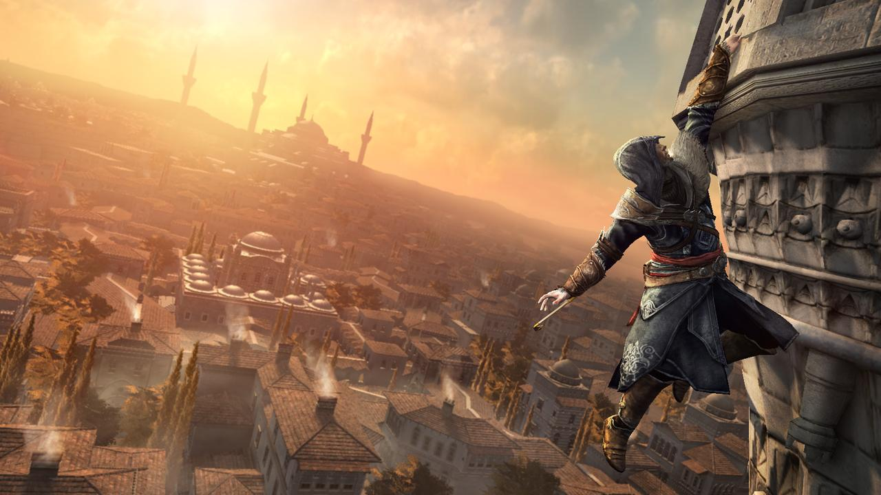 Assassins Creed Revelations Hookblade Explained In Elegant And Grisly Detail With New Trailer Gamesradar