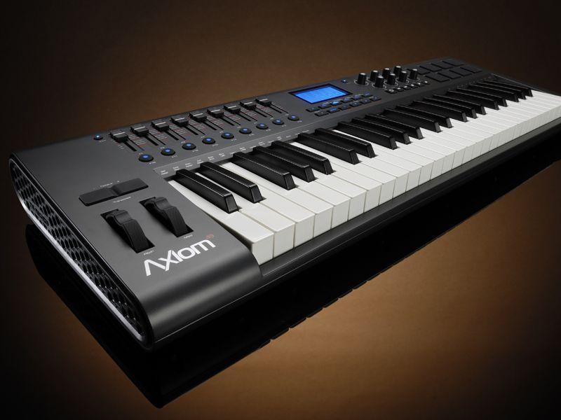 M Audio Axiom 49 Keyboard