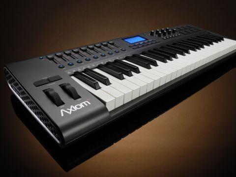 M-Audio Axiom 49 keyboard | TechRadar