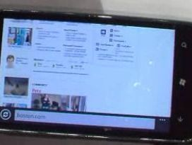 IE9 on Windows Phone 7