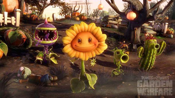 Marvelous Plants Vs. Zombies: Garden Warfare Is (temporarily) Free On Origin | PC  Gamer