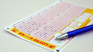 Could a machine ever predict winning lottery numbers