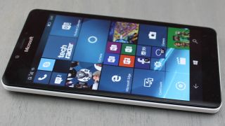 A new Windows 10 Mobile test build is here