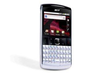 Acer - going a bit BlackBerry