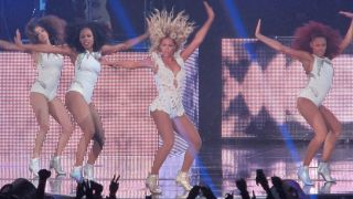 Beyonce did MusicRadar users rate her as a live performer