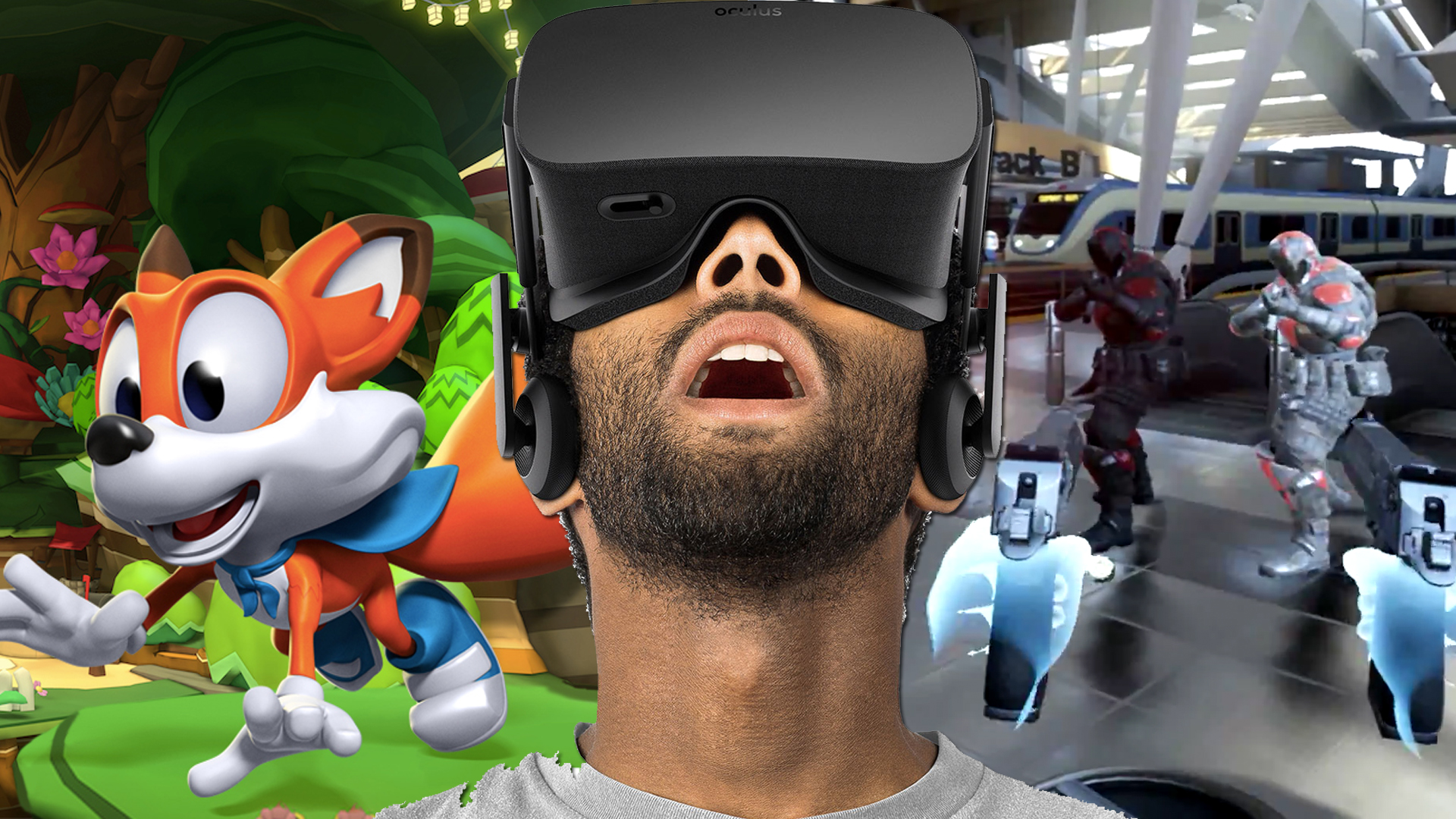 The upcoming Oculus Rift games of 2016 | GamesRadar+