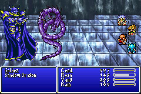 Final Fantasy IV Advance (GBA) review | GamesRadar+