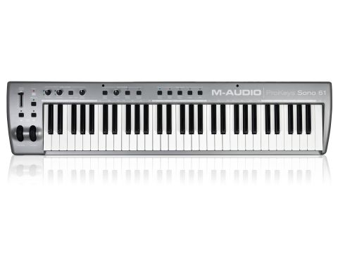 Controller or stage piano? Truth be told, the ProKeys Sono is both, and an audio interface to boot.