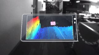 Google's Project Tango tablet to map a 3D world this June
