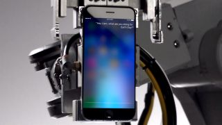 Siri gets chatty about Apple's recycling robot for Earth Day