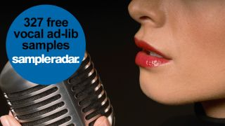 SampleRadar: 327 free vocal ad-lib samples | MusicRadar