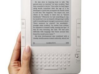 The next generation of ebook readers could use nanotube displays