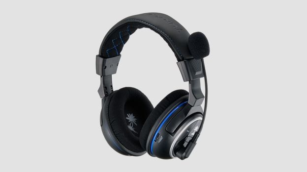 turtle beach headset hookup