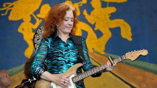 Bonnie Raitt's 8 tips for guitarists