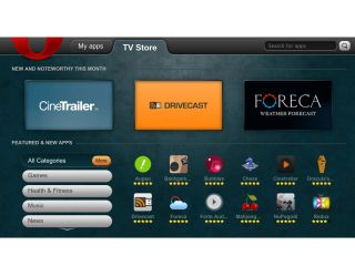 Opera TV Store finally launches
