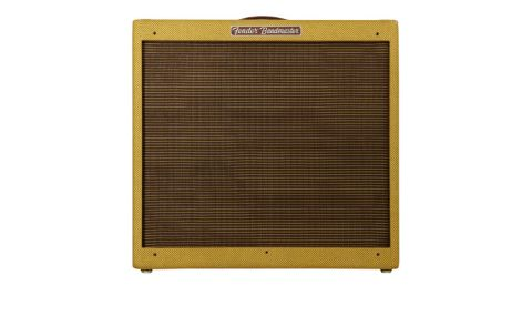 The new Bandmaster is based on a collection of genuine vintage amps assembled by the Fender team