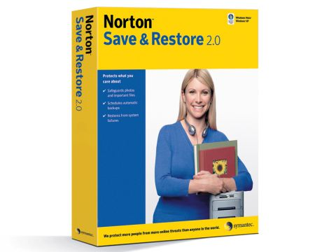 Norton Save and Restore 2