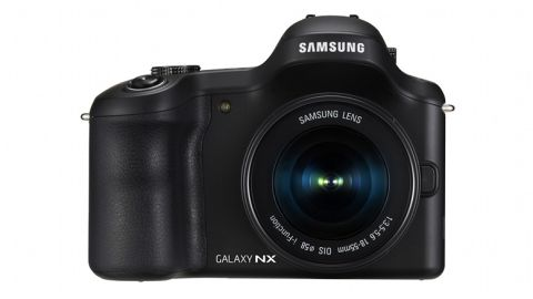 Samsung Galaxy NX review