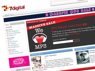 7digital offering legal MP3 music download services to UK ISPs
