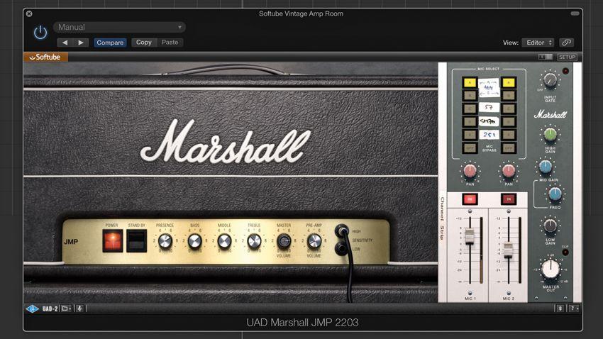 how to create classic guitar tones using a virtual amp rig musicradar. Black Bedroom Furniture Sets. Home Design Ideas