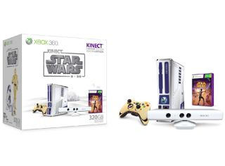 Kinect Star Wars bundle coming April 3rd