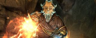 The Elder Scrolls V Skyrim Dragonborn DLC