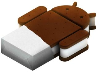 Ice Cream Sandwich - bit late for summer