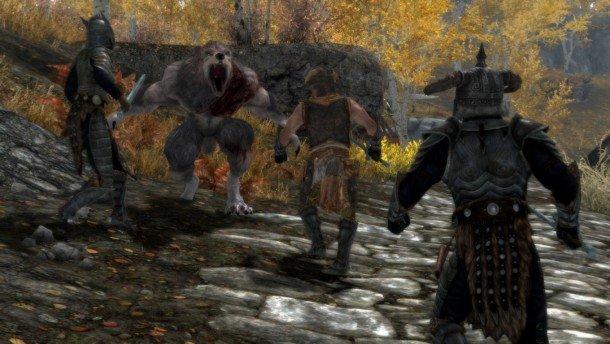 the best skyrim mods: immersive patrols