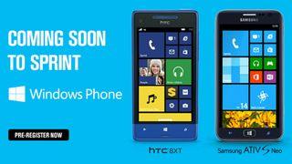 Sprint Windows Phone