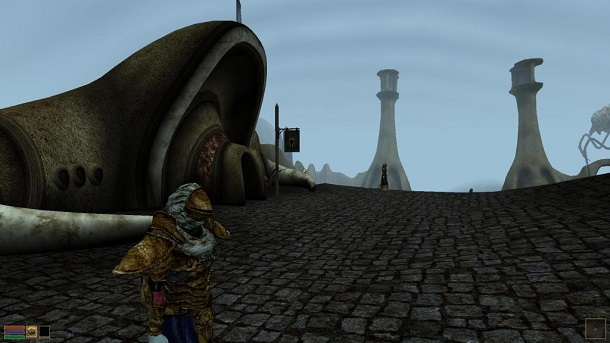 Morrowind getting an engine overhaul through OpenMW | PC Gamer