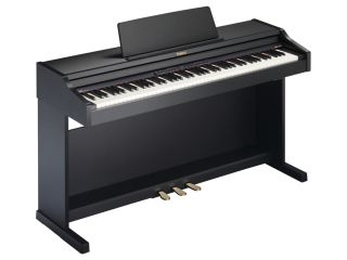 Roland s RP301R in Satin Black finish