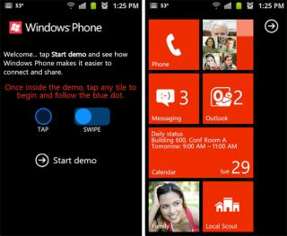 Microsoft Brings Wp Emulator To Android And Iphone Techradar